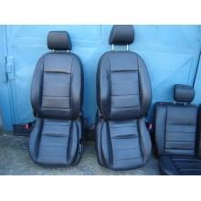 Koženné sedačky