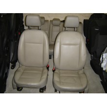Koženné sedačky Ford Focus