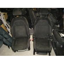 Látkové sedačky Citroen C3 Picasso