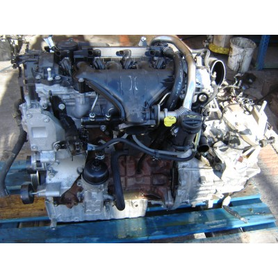 Motor 2.0 TDCI