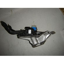 Plynový a brzdový pedál , BV61-9F636-BB , BV61-2467-CD