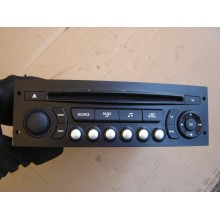 Rádio Citroen C3
