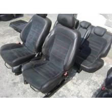 Alcantarové sedačky ST Mondeo