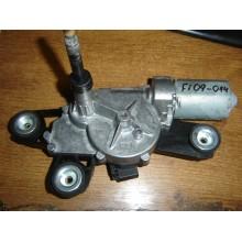 Motorček stierača